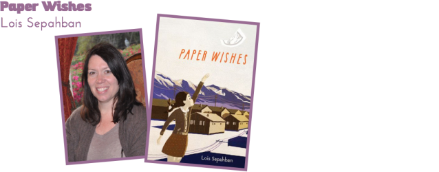 author-book Lois Sepahban